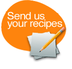 Send us your recipes